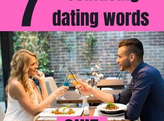 Quiz: 7 confusing dating slang words